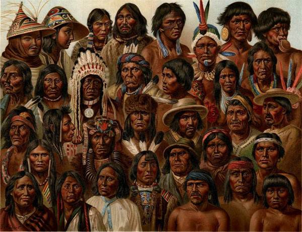 Прародиной индейцев оказался Алтайский край
