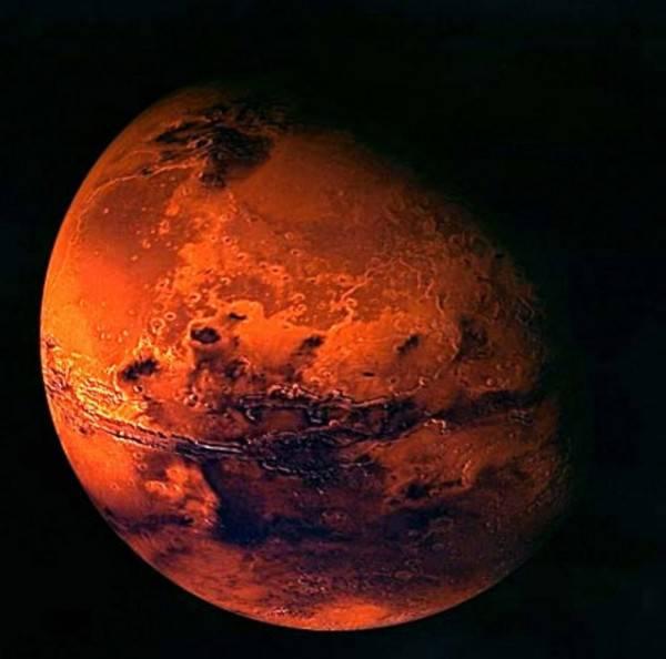 В НАСА считают, что на Марсе есть жизнь