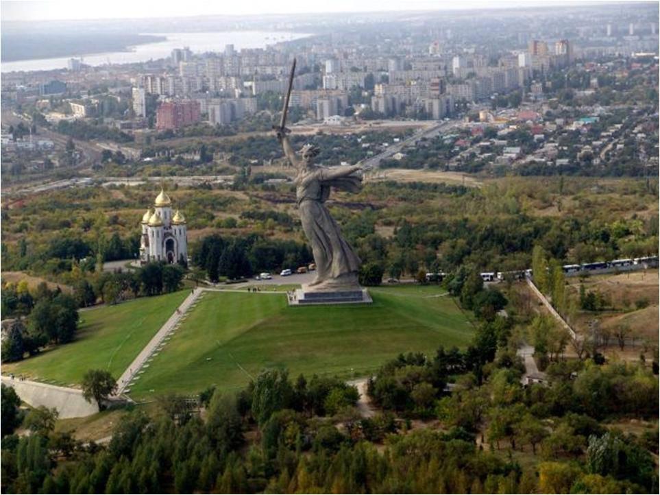 """Путин открыл в Волгограде восстановленный довоенный фонтан """"Детский """" Видео онлайн"""