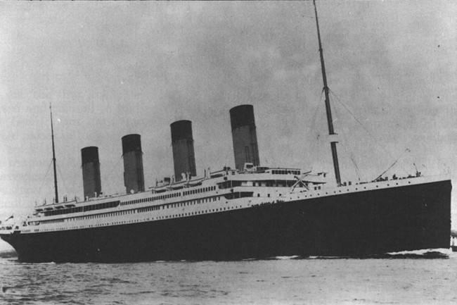 Крушение «Титаника» было предсказано