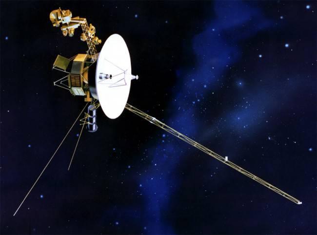 Вояджер-1 вышел за пределы солнечной системы