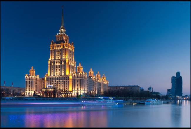 Загадки и легенды строительства Москвы