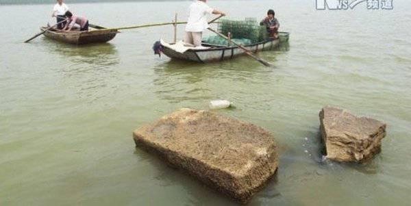 Китайский старинный подводный город