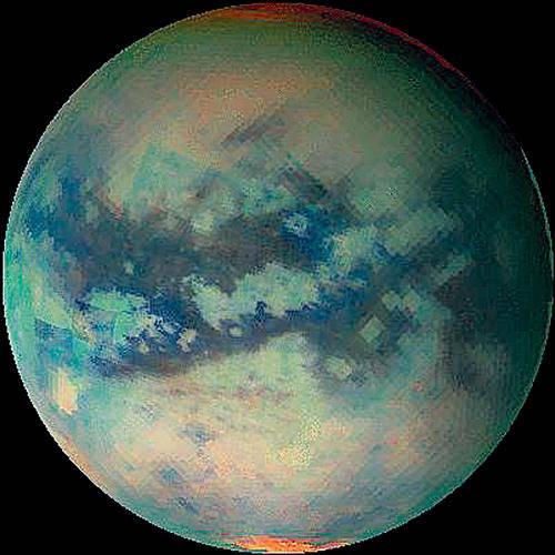 Ученые находят новые признаки сходства Титана и Земли