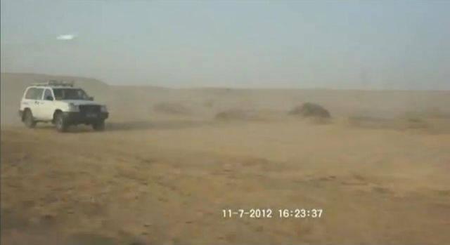 На российских туристов в Тунисе напал НЛО