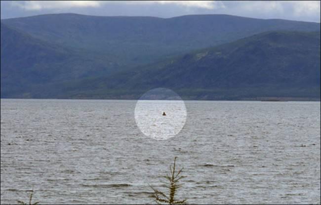 Монстр озера Лабынкыр