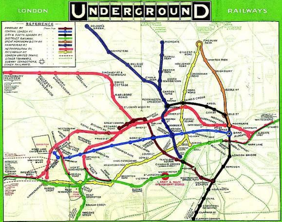 Схема Лондонского