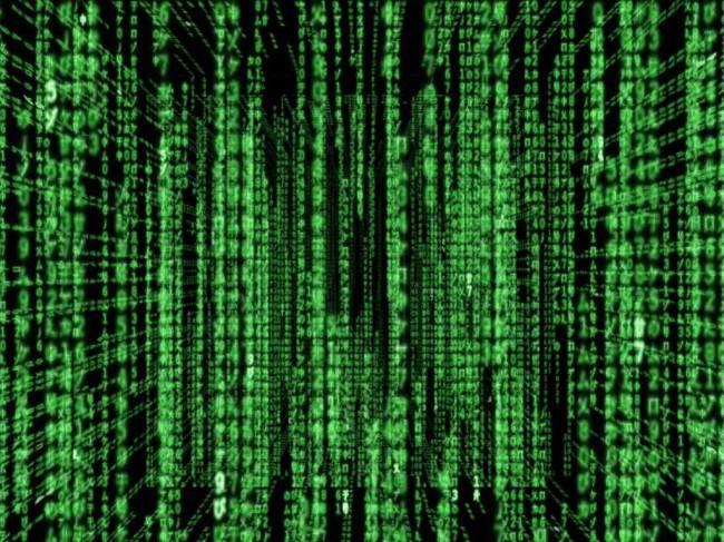 Матрица. Вселенная один большой компьютер