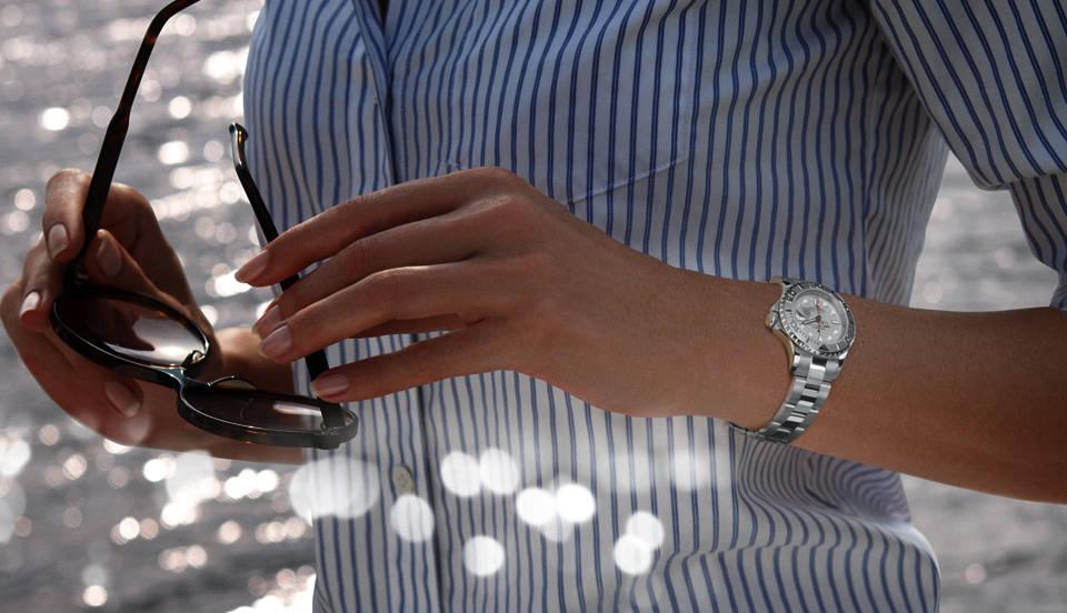Женские часы Rolex, копии женских часов