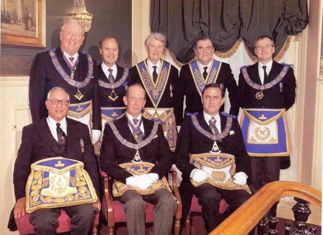 mason members