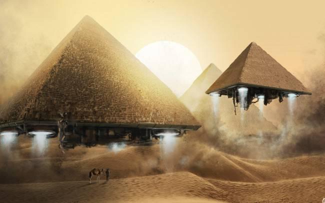 Тайны пирамид раскрыты