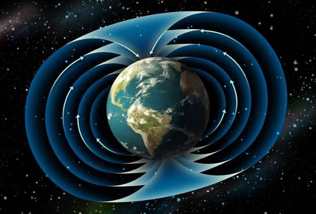магнитное-поле-Земли-