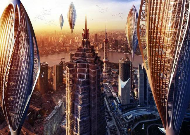 Hydrogenase-Algae-Farm-to-Recycle-C02-for-Biohydrogen-Airship-Shanghai-2010-South-China-Sea-by-Vincent-Callebaut