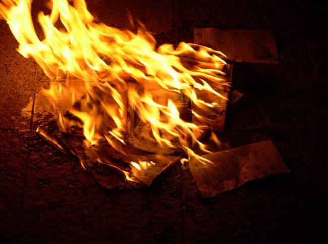 Огонь… Друг или враг?