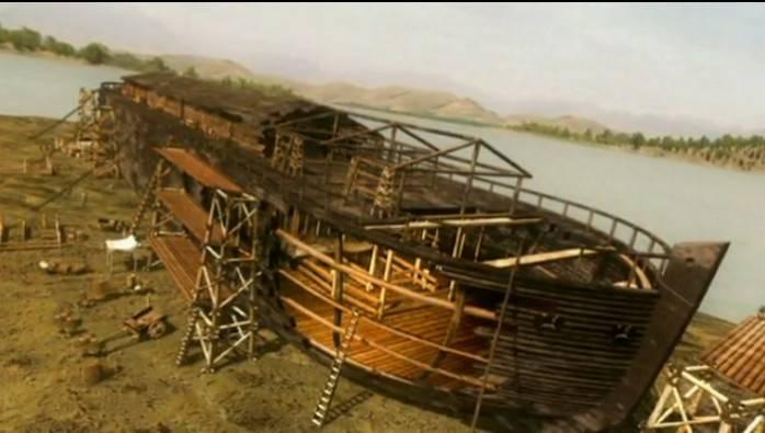 Легенды о Ноевом ковчеге