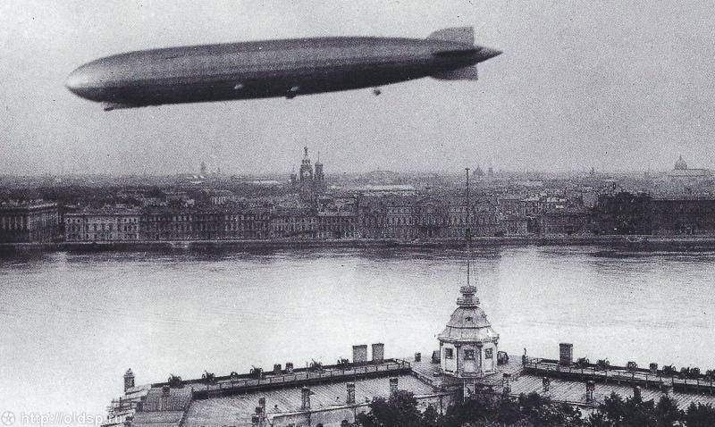 Загадки экспедиции на «Графе Цеппелине»
