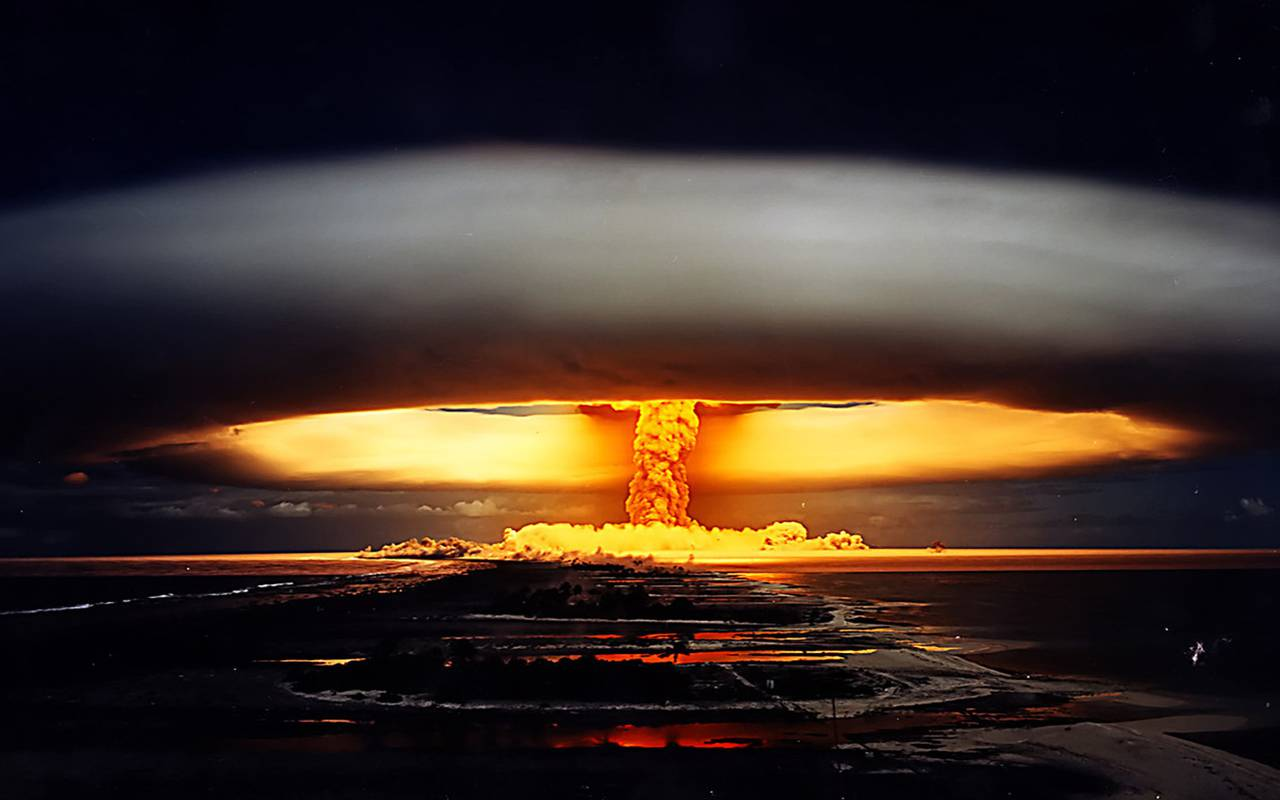 Как после ядерного взрыва восстанавливается жизнь