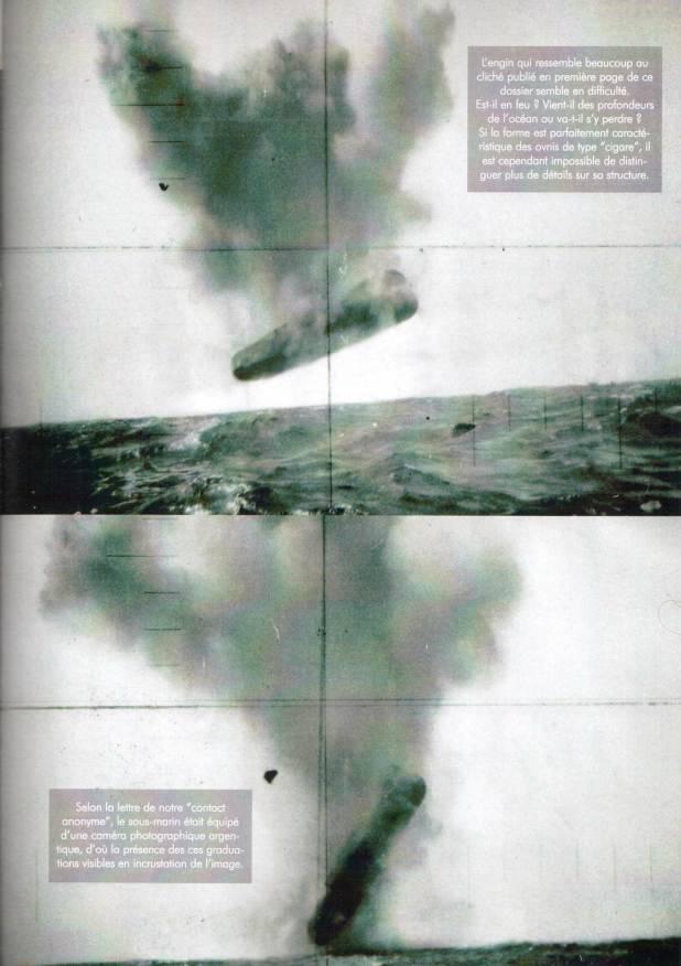 Встреча НЛО и ВМС США в Арктике (невероятные снимки высокого разрешения)