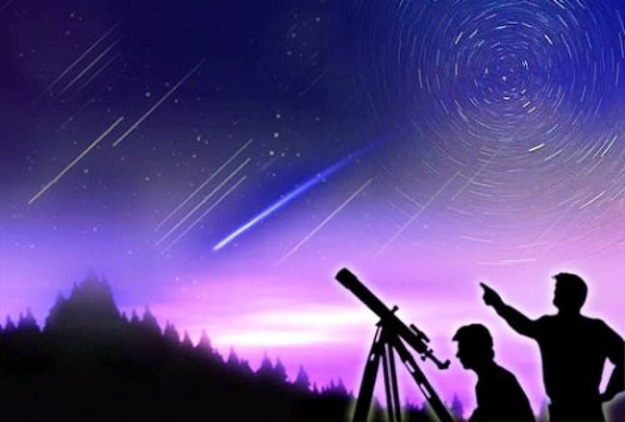Созвездия и метеориты