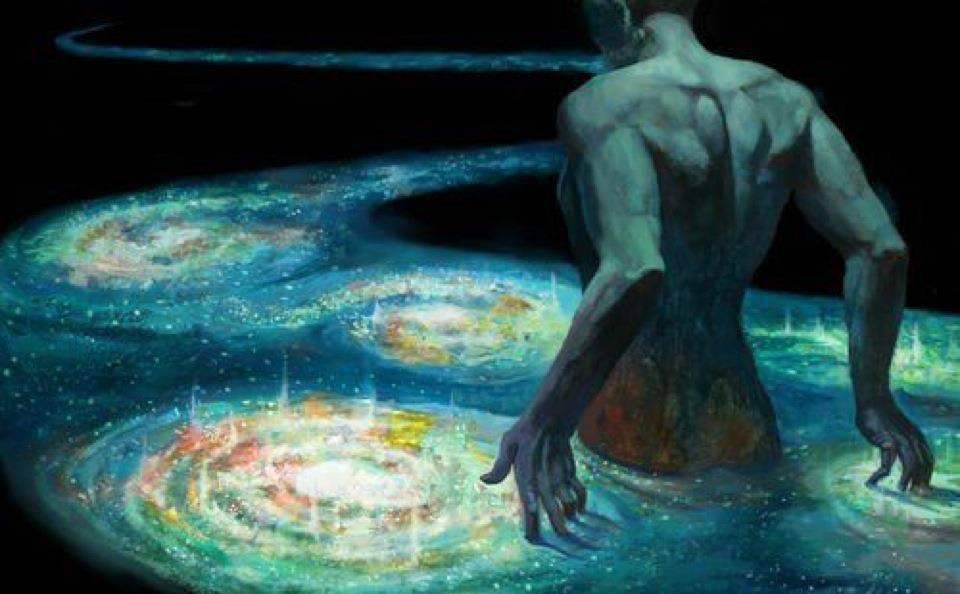 Может человечество проживает ещё один свой цикл, но в ином измерении
