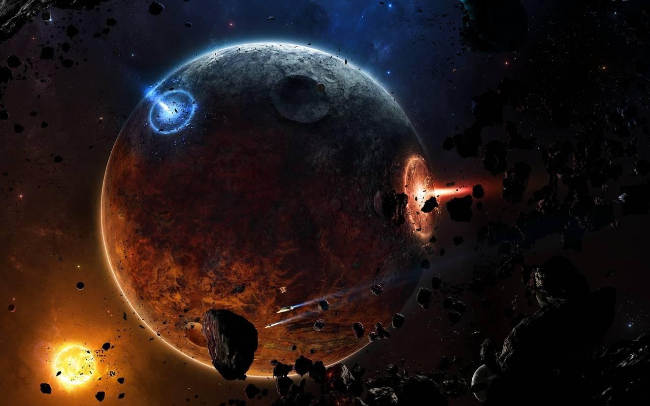 Прогнозы космической войны