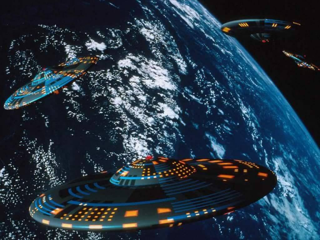 Освоению космоса человеком препятствуют инопланетяне