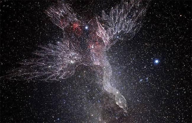 Следы высокоразвитой цивилизации в созвездии Лебедя