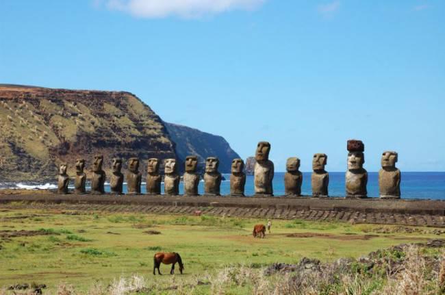 Выдвинута новая гипотеза гибели цивилизации на острове Пасха