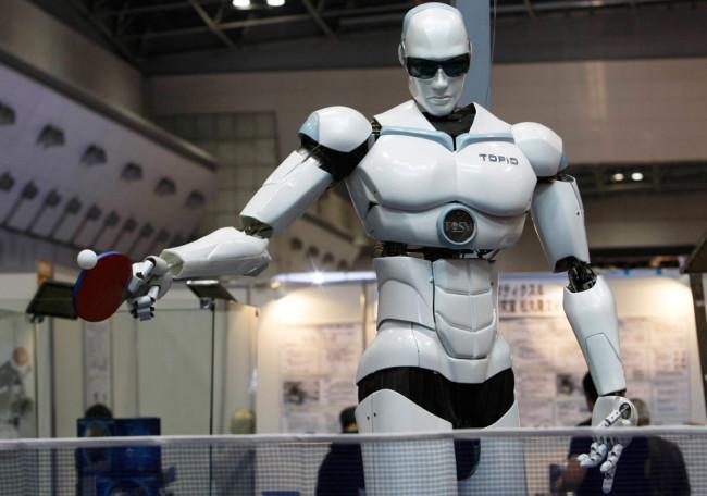 Развитие современной робототехники