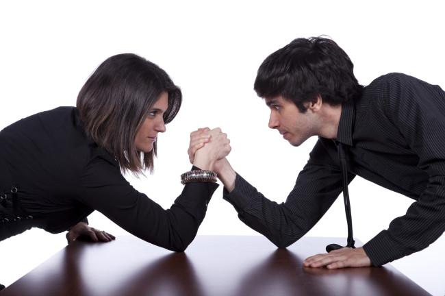 Team confrontation