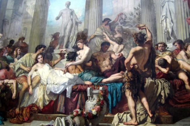 Сексуальная жизнь античного общества – шок для современности Страница Запись