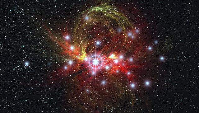 Жители Земли в 2022 году смогут наблюдать рождение новой звезды