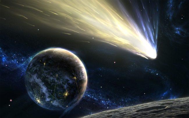 К Земле движутся несколько комет