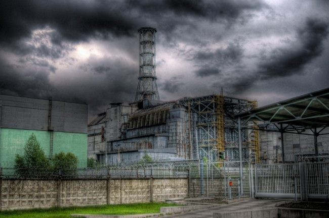 Чернобыль - 30 лет спустя
