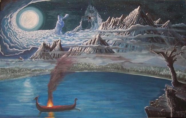 Следы Цивилизации Ариев и Расенов, предков древних славян