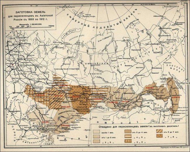 Аграрная реформа Столыпина на Дальнем Востоке