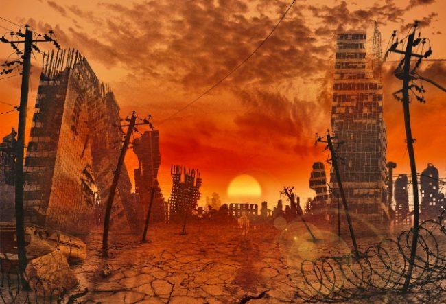 Какой может быть жизнь накануне конца света?