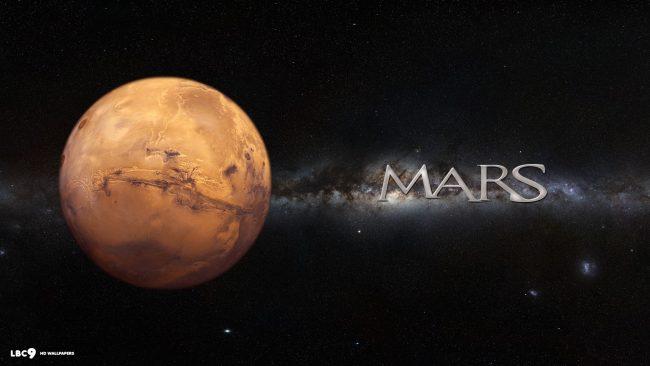 Ученые объяснили небольшие размеры Красной планеты