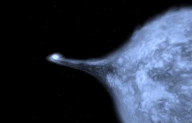 В Галактике открыта основная фабрика антиматерии