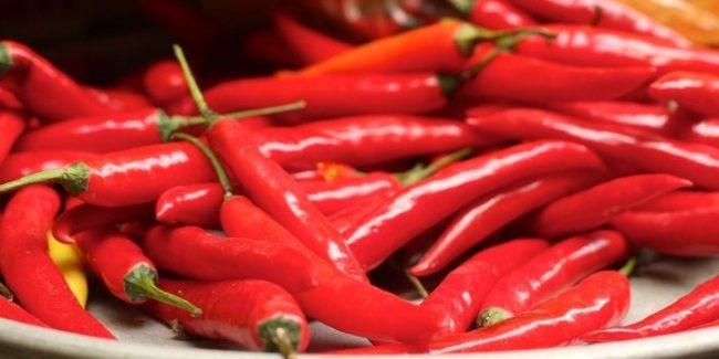 Необычные свойства перца Чили