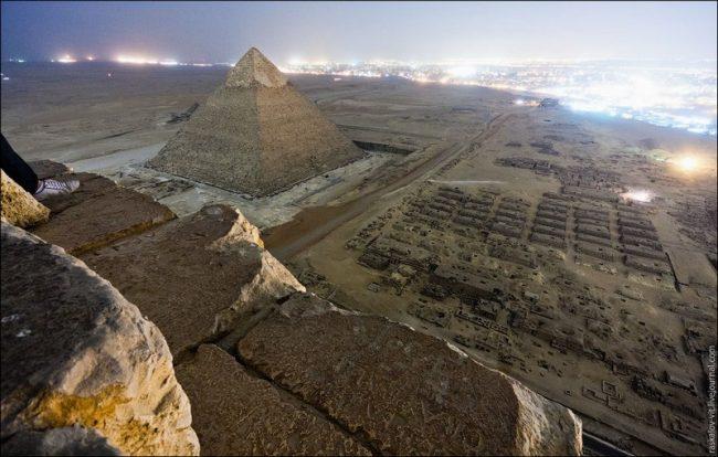 Пирамиды Египта и их тайны