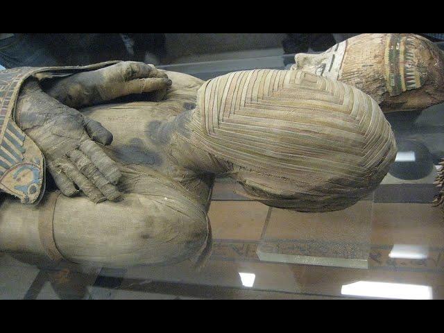 Загадочная египетская мумия из Иваново