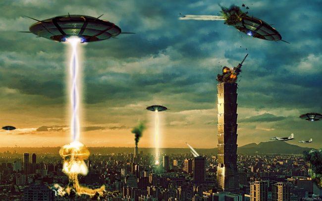 Инопланетная угроза: байки из мира грёз и реальность