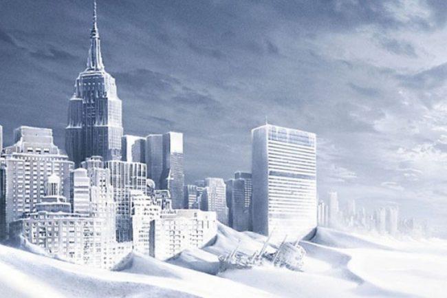 Ученые назвали необычное последствие глобального похолодания