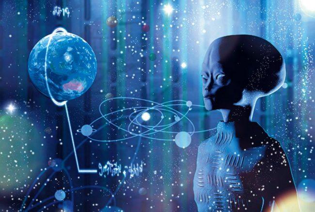 Контакты с пришельцами, как источник прогресса