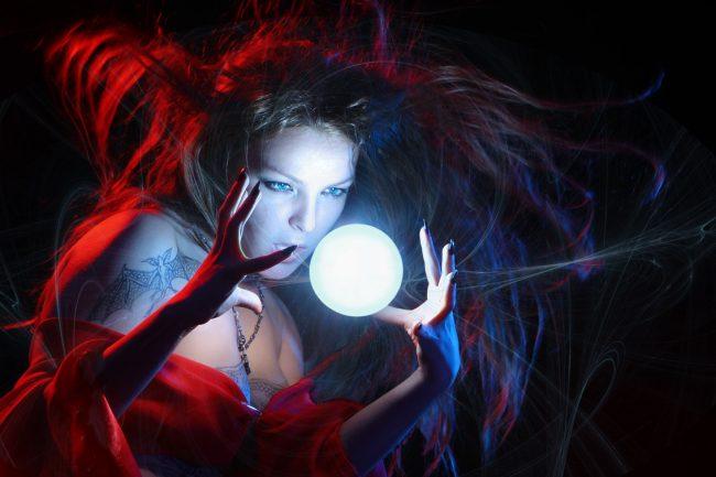 Страшная сила ведьм