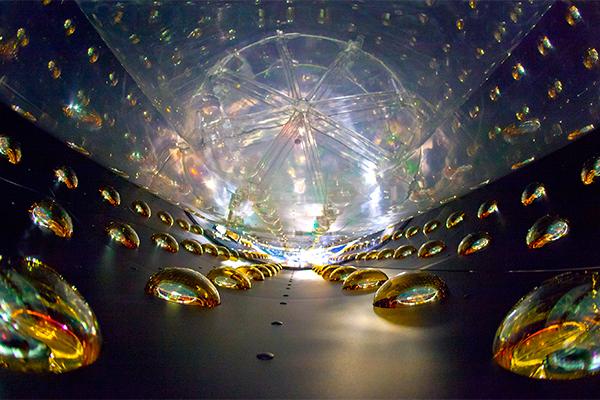 Ученые поймали нейтрино