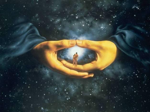 Теория о происхождении первого человека