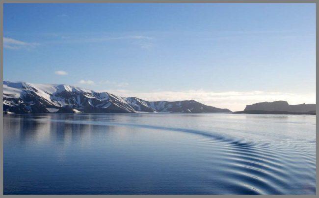 Невероятные призрачные острова - загадка Арктики
