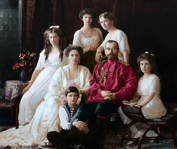 Анна Андерсон - самозванка царской семьи или великая княжна?